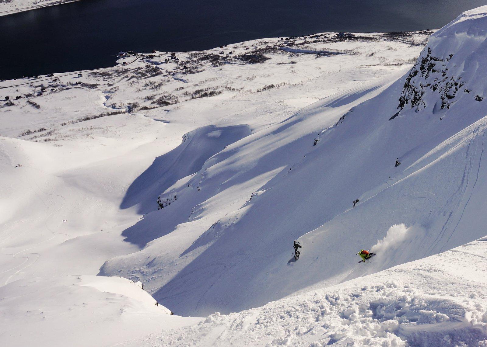i ski
