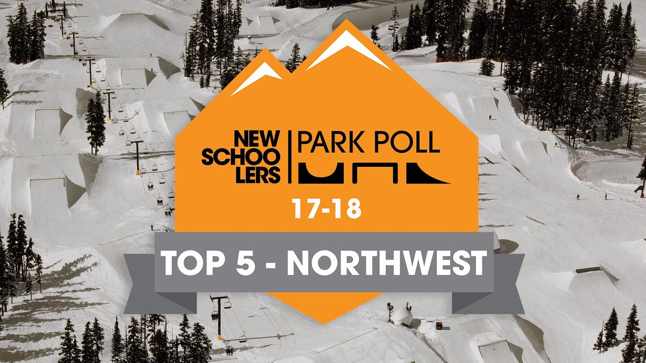 Newschoolers Park Poll 2018 - Top Five Northwest Parks