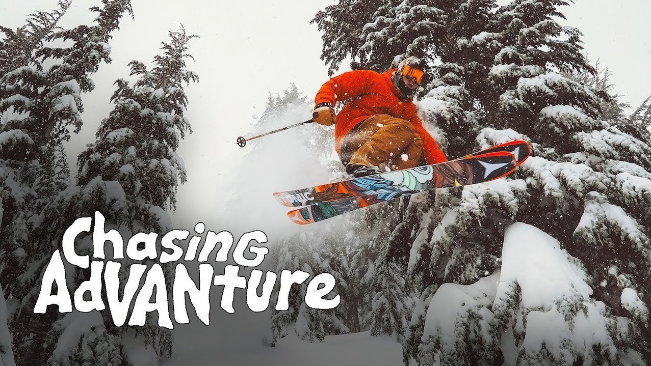 Chasing AdVANture: What Can't Chris Benchetler Do?
