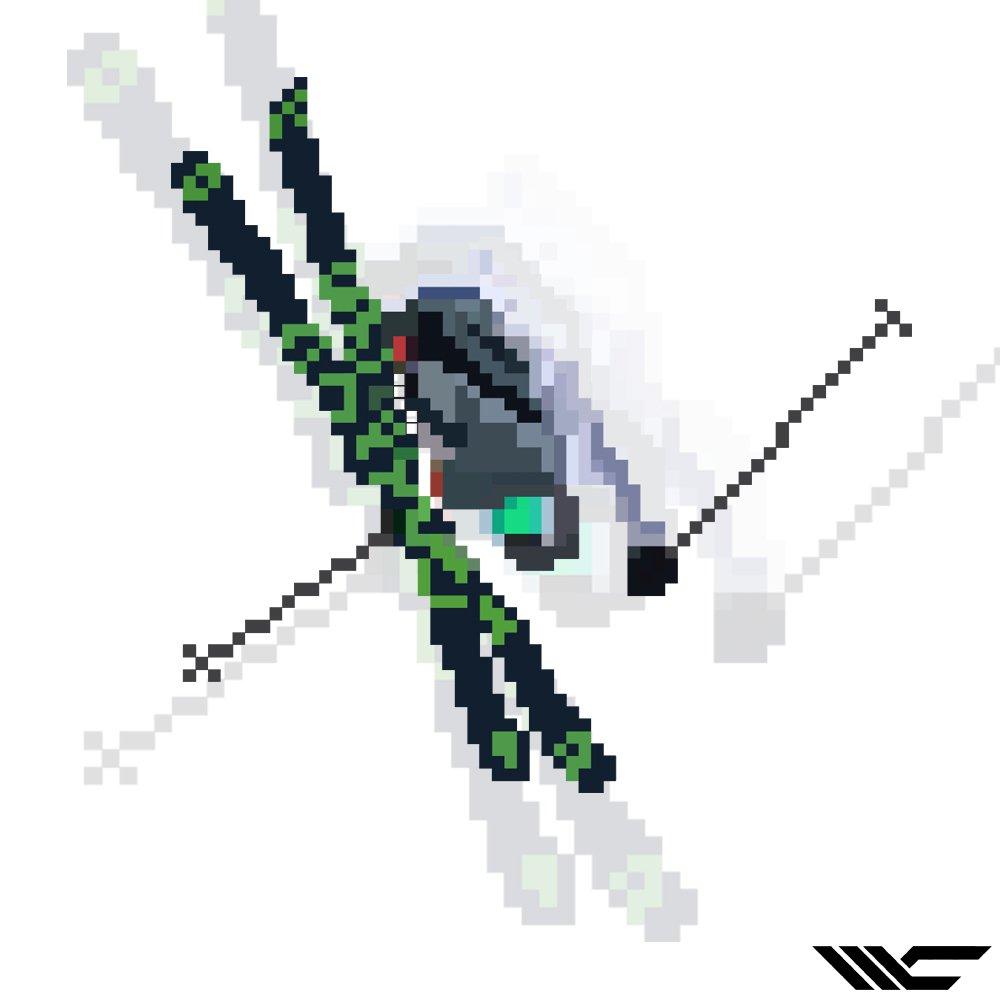 Oliver Karlberg Pixel Art