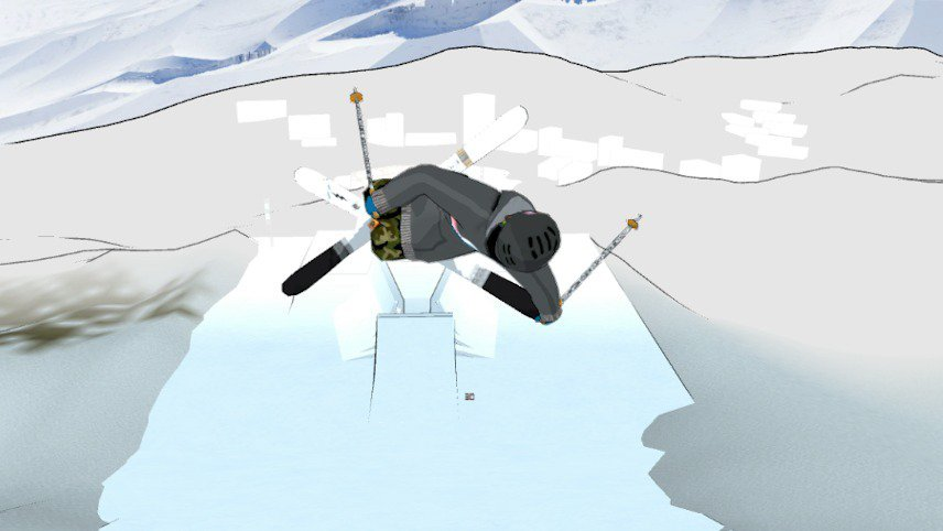 The Olympic Slopestyle Course Is Now In Shredsauce