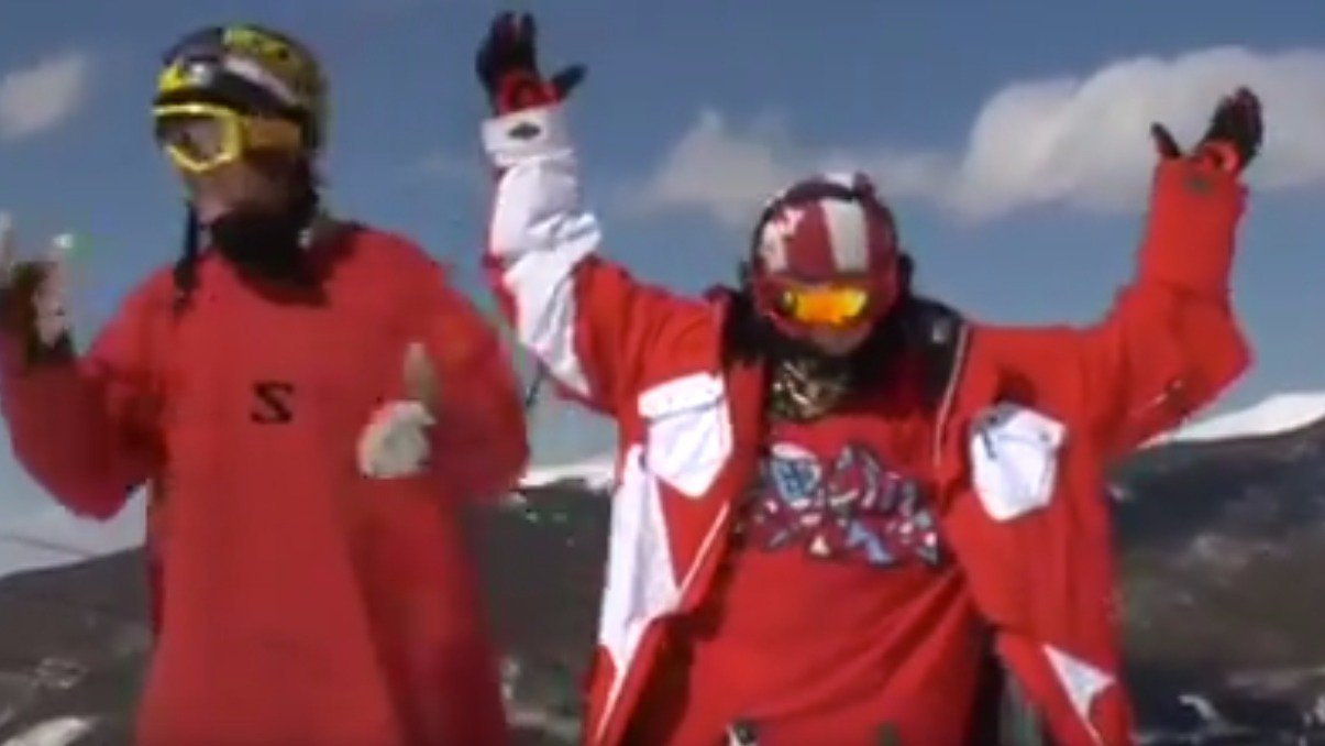 Simon Dumont To Make A Comeback In Skiing?