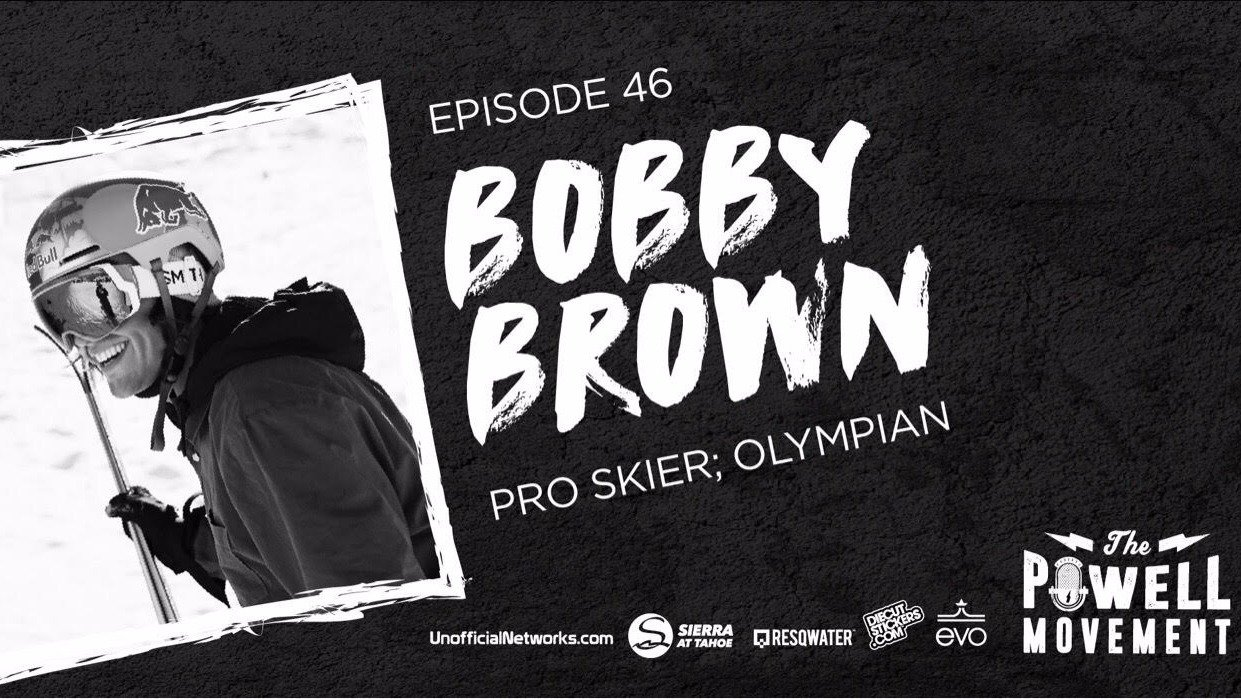 The Powell Movement: Bobby Brown Interview