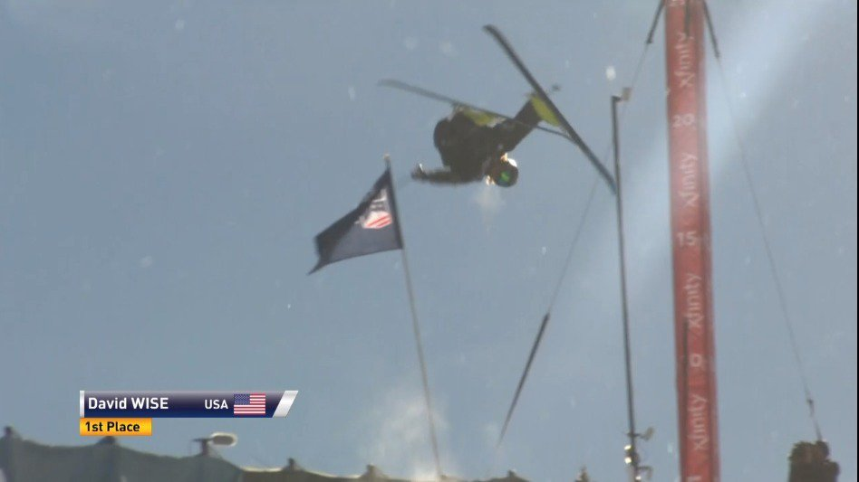 Copper Grand Prix Halfpipe Results | Men's & Women's