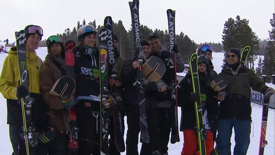 Why We Love The Dew Tour Team Challenge
