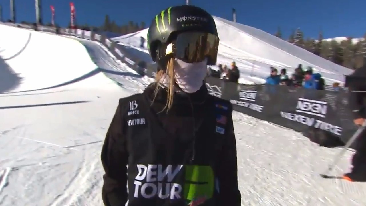 Dew Tour 2017: Women's Halfpipe Results and Highlights
