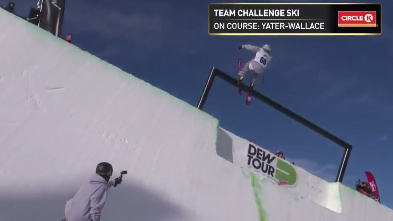 Dew Tour Ski Team Challenge | Halfpipe Results + Highlights
