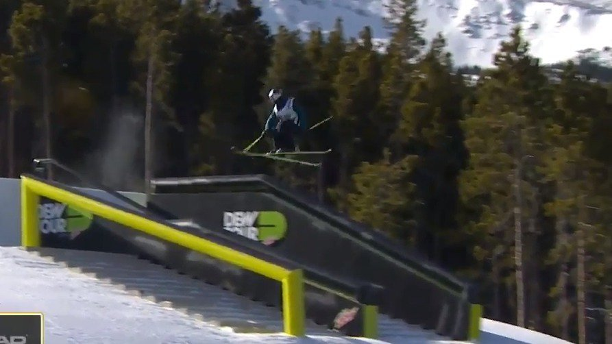 Dew Tour Ski Team Challenge | Jib Results + Highlights