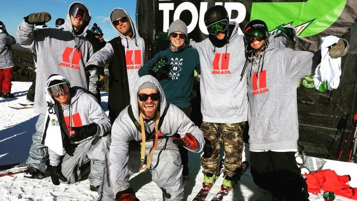 Armada Is The Dopest Team In Skiing, Period.