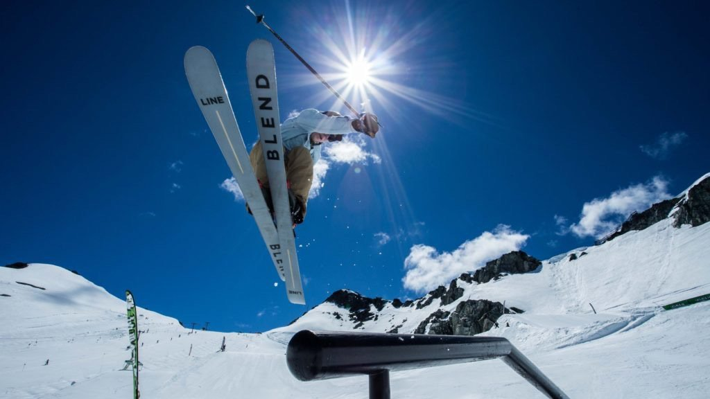 Sandy Boville Joins Line Skis