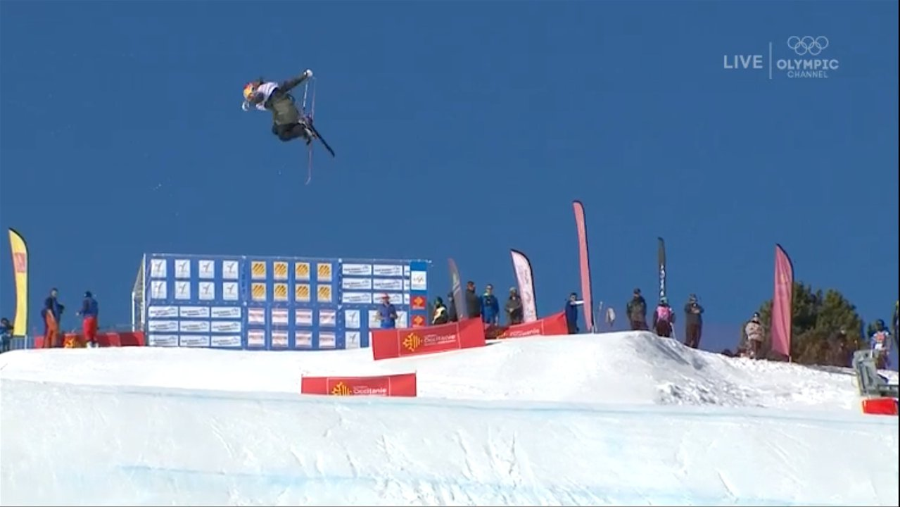 FIS World Cup Font Romeu - Slopestyle Results