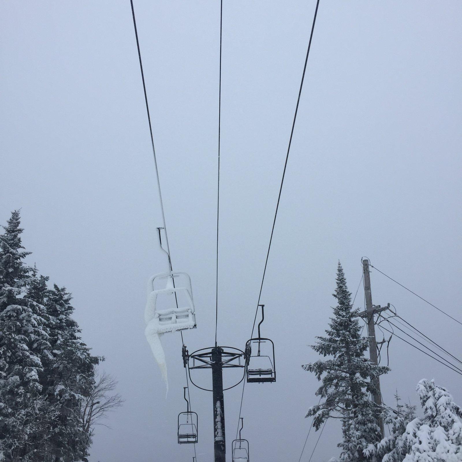 Big icicle i saw