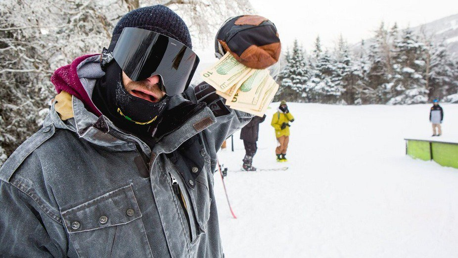 Win a share of $3k at Newschoolers TAFT Killington this weekend!