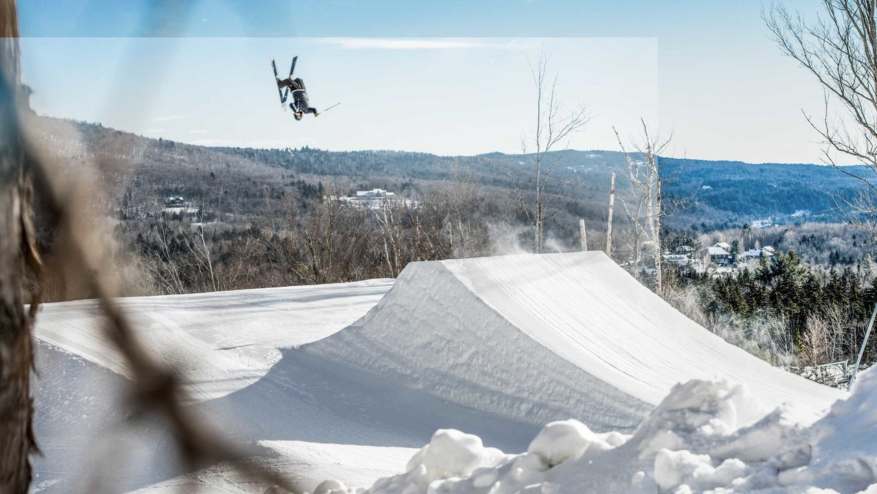 Mount Snow Claims To Have The Best Parks In North America Right Now