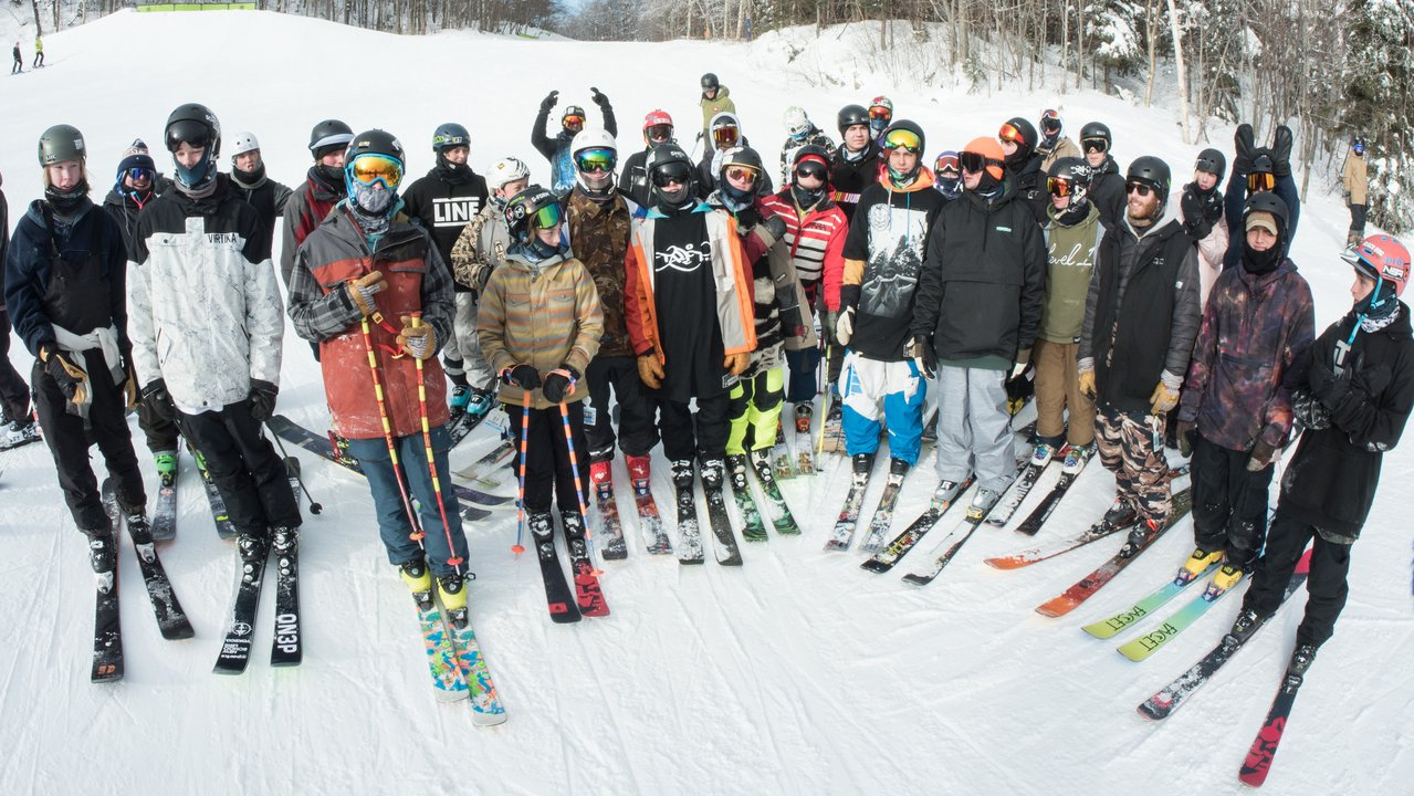 Newschoolers TAFT Killington Competition Recap & Results
