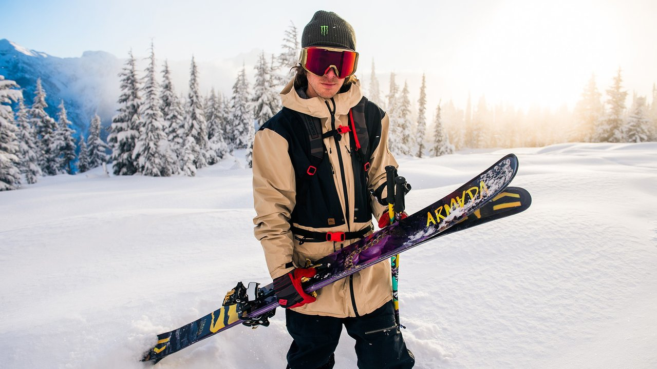 Sammy Carlson Signs With Quiksilver