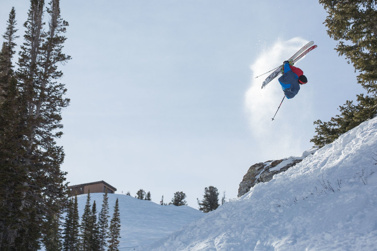 Flatspin Fever at Alta