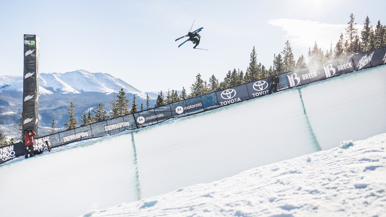 Six Skiers Qualify for U.S. Olympic Halfpipe Team