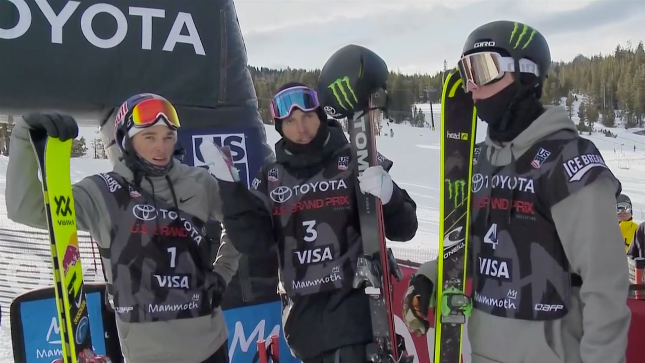 US Grand Prix Mammoth: Men's Slopestyle (Comp 2) Result & Recap