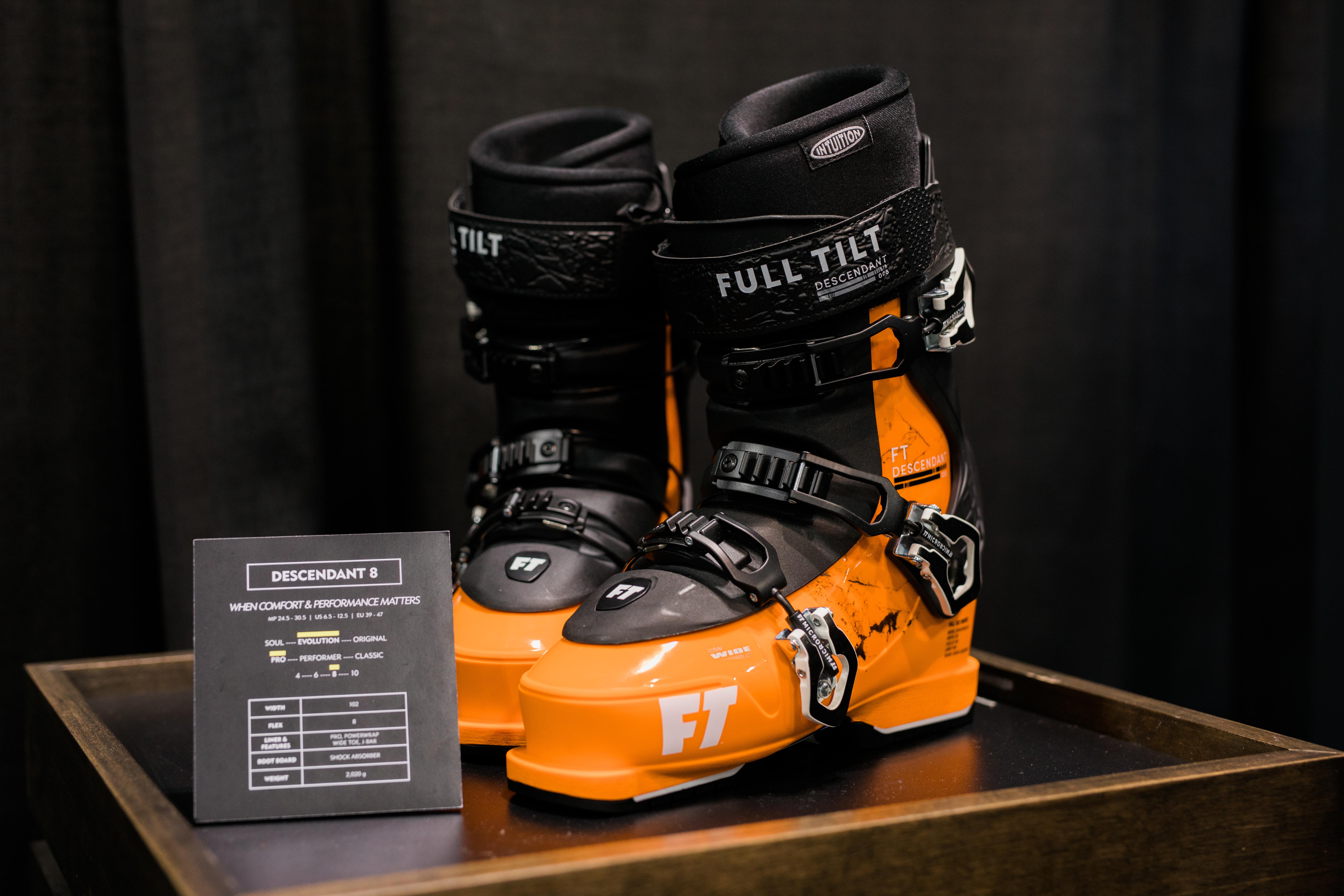 Full Tilt Boots The Descendant 8 Ski Gear 2019