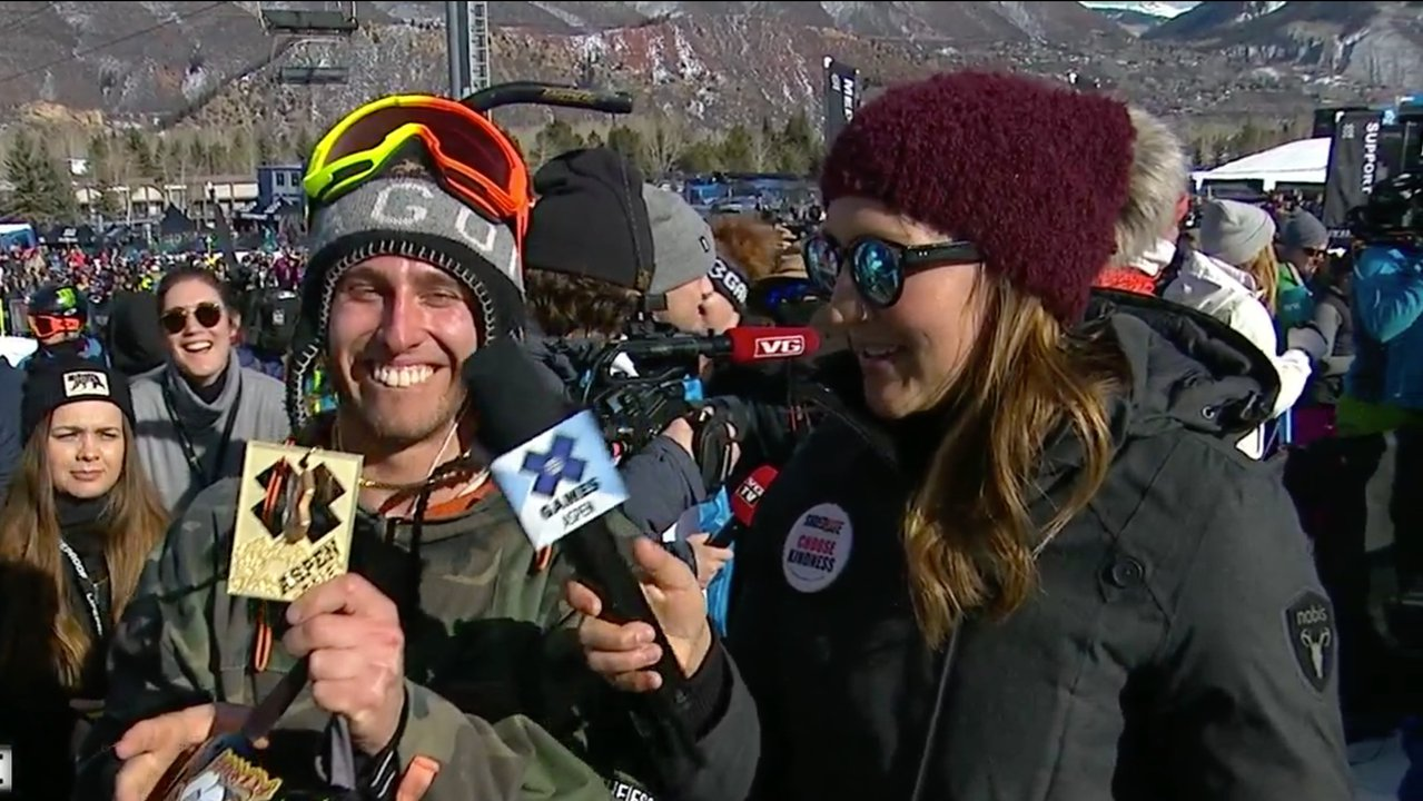 X Games 2018 Men's Slopestyle Results