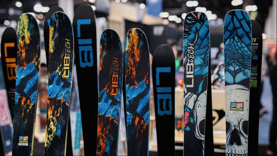 Lib Tech Skis 2018 - 2019