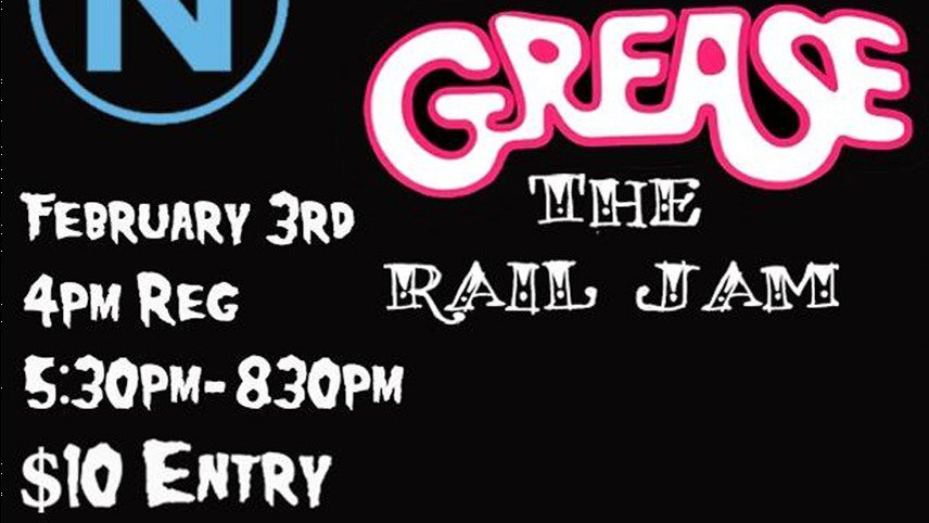 Grease the Rail Jam: the alt comp you should check out