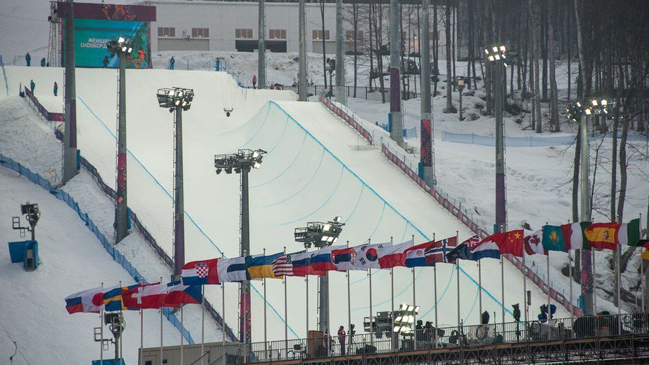 2018 Pyeongchang Winter Olympic Ski Halfpipe Competition & TV Schedule