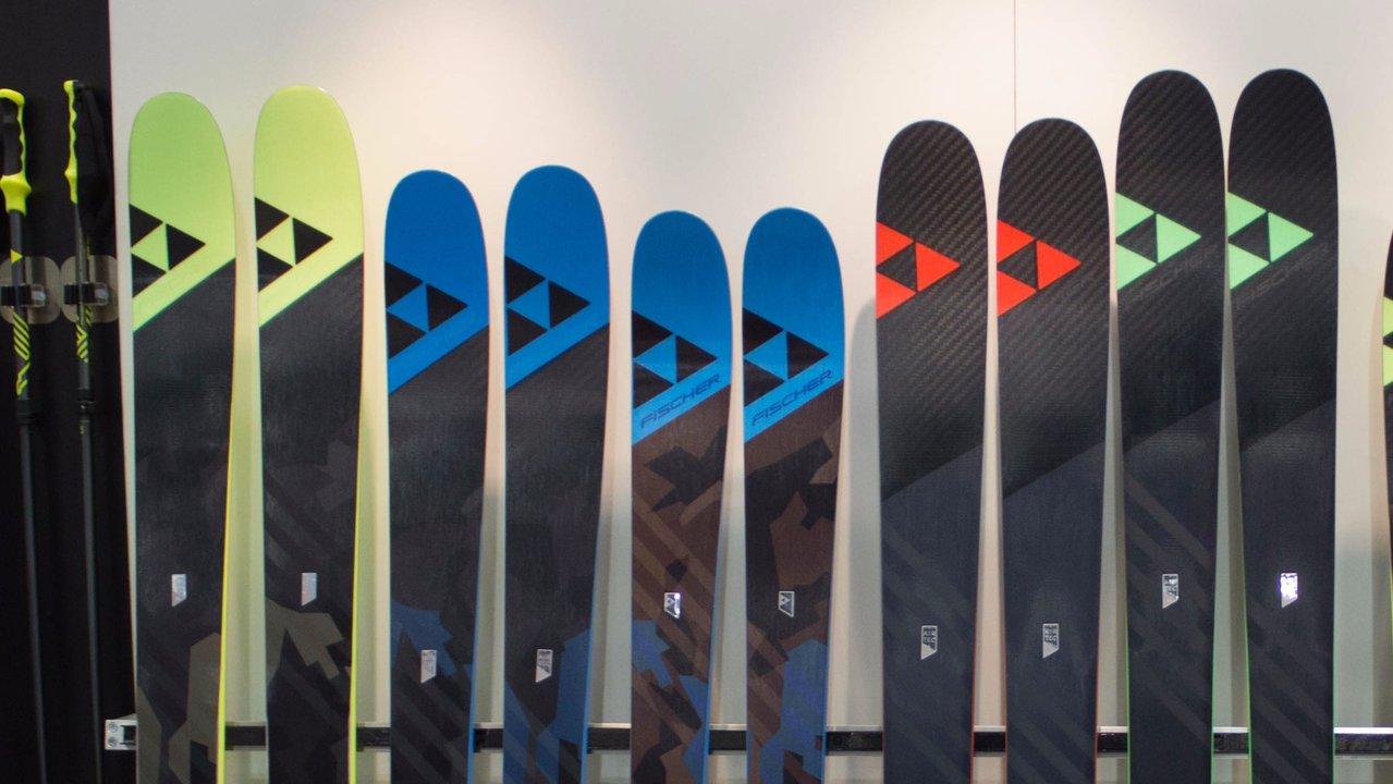 Fischer Skis 2018 - 2019