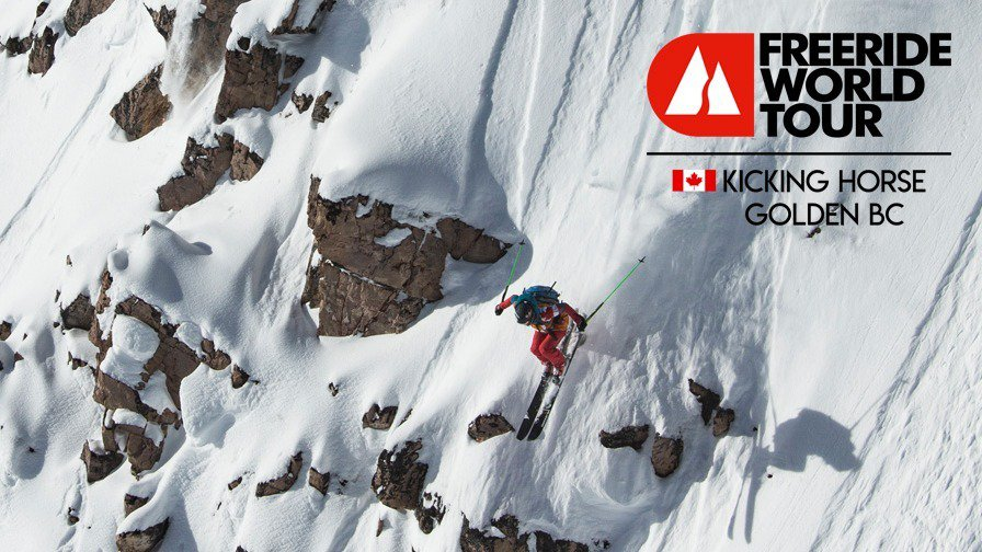 Freeride World Tour Kicking Horse 2018: Results and Recap