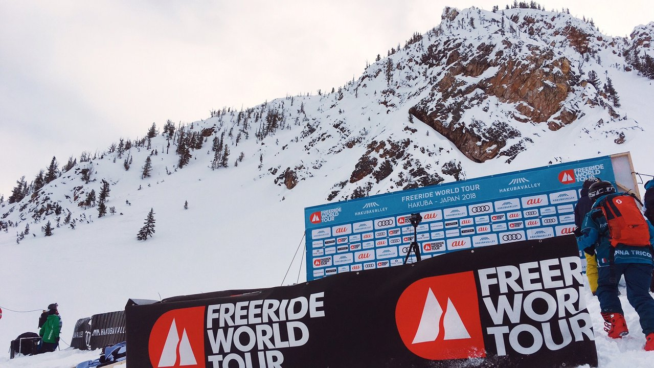 Freeride World Tour 2018 Restaged Hakuba Event: Results & Recap