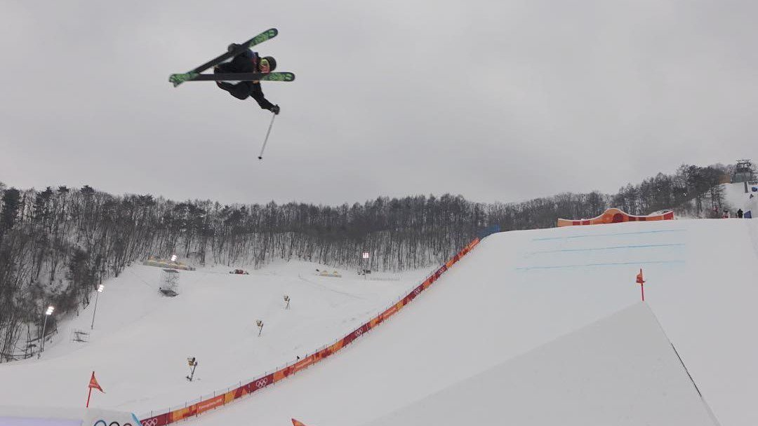 2018 Pyeongchang Olympic Ski Slopestyle | First Practice Day Video Highlights