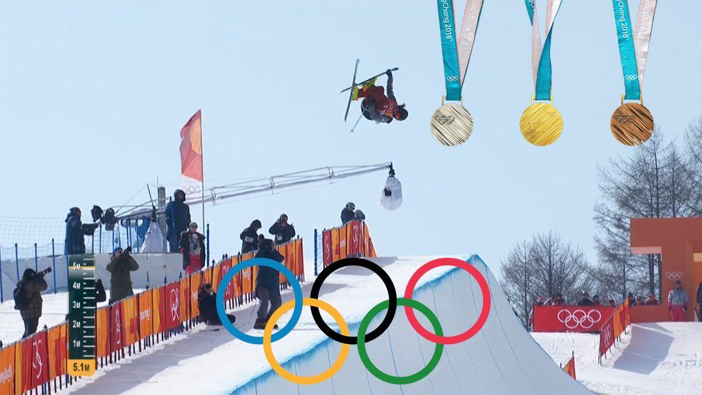 2018 Winter Olympics: Men's Ski Halfpipe Finals - Medals, Results And Recap