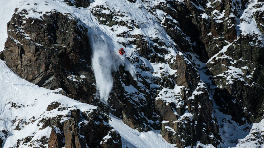The 2018 Freeride World Tour Stops in Vallnord-Arcalís Andorra