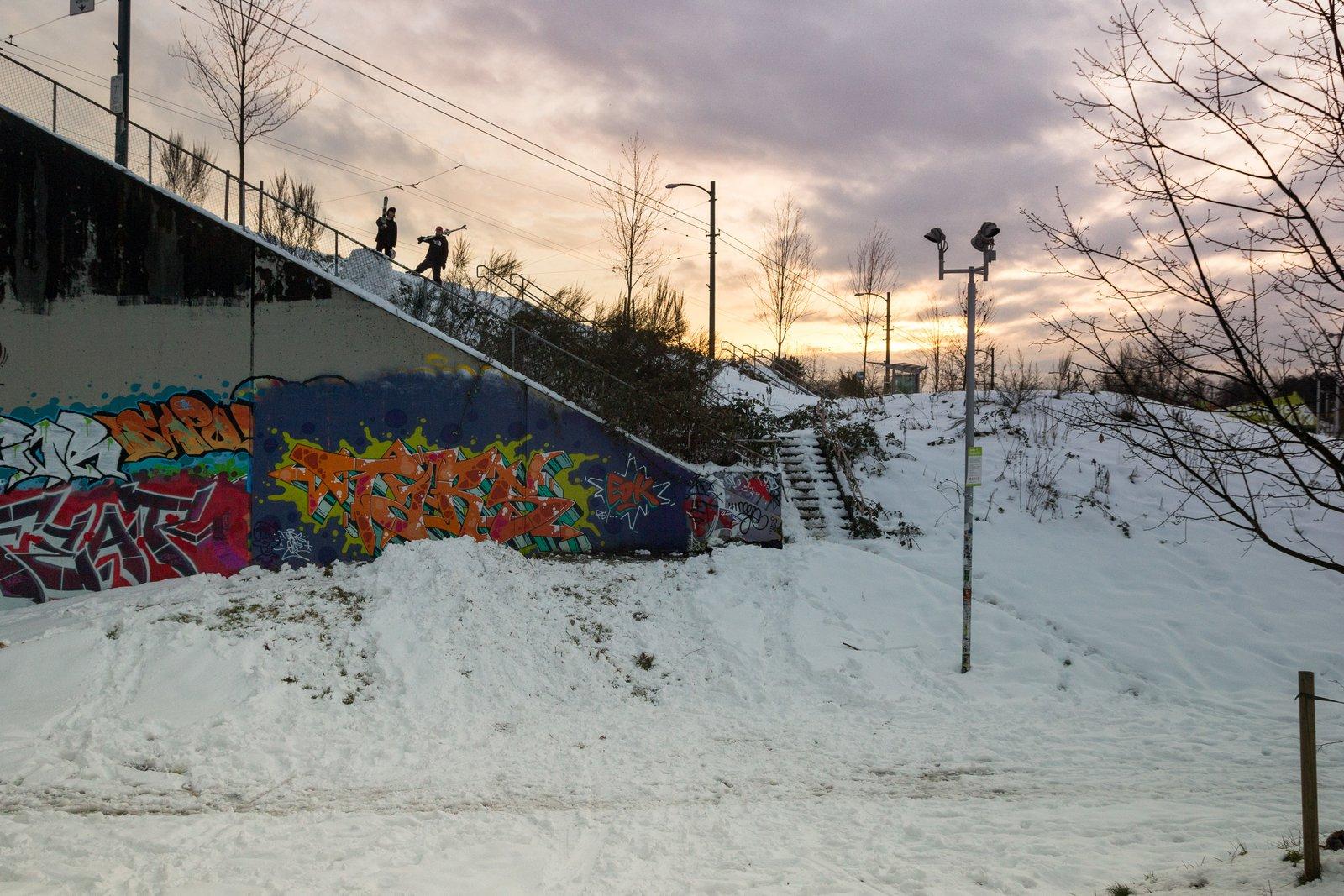 East Vancouver - Death Drop