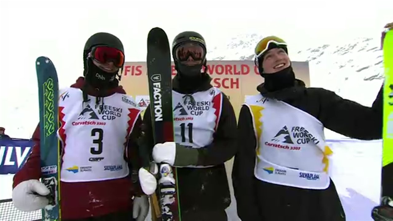 FIS Slopestyle World Cup Silvaplana - Results, Recap and Video