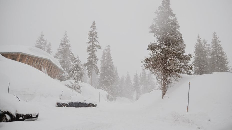 Dangerous Snow Conditions Cause Inbounds Avalanche at Squaw Valley, Sweeps Five Guests