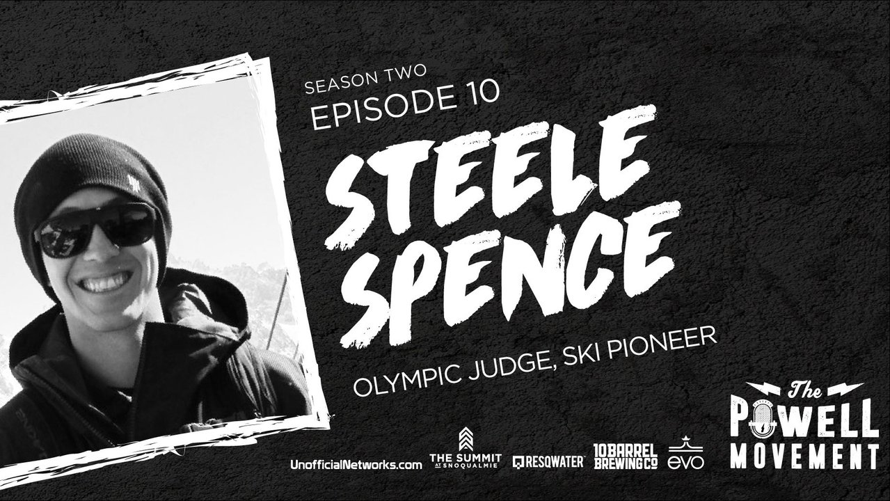 TPM: Steele Spence Interview - Olympic Judging, Elizabeth Swaney and more.