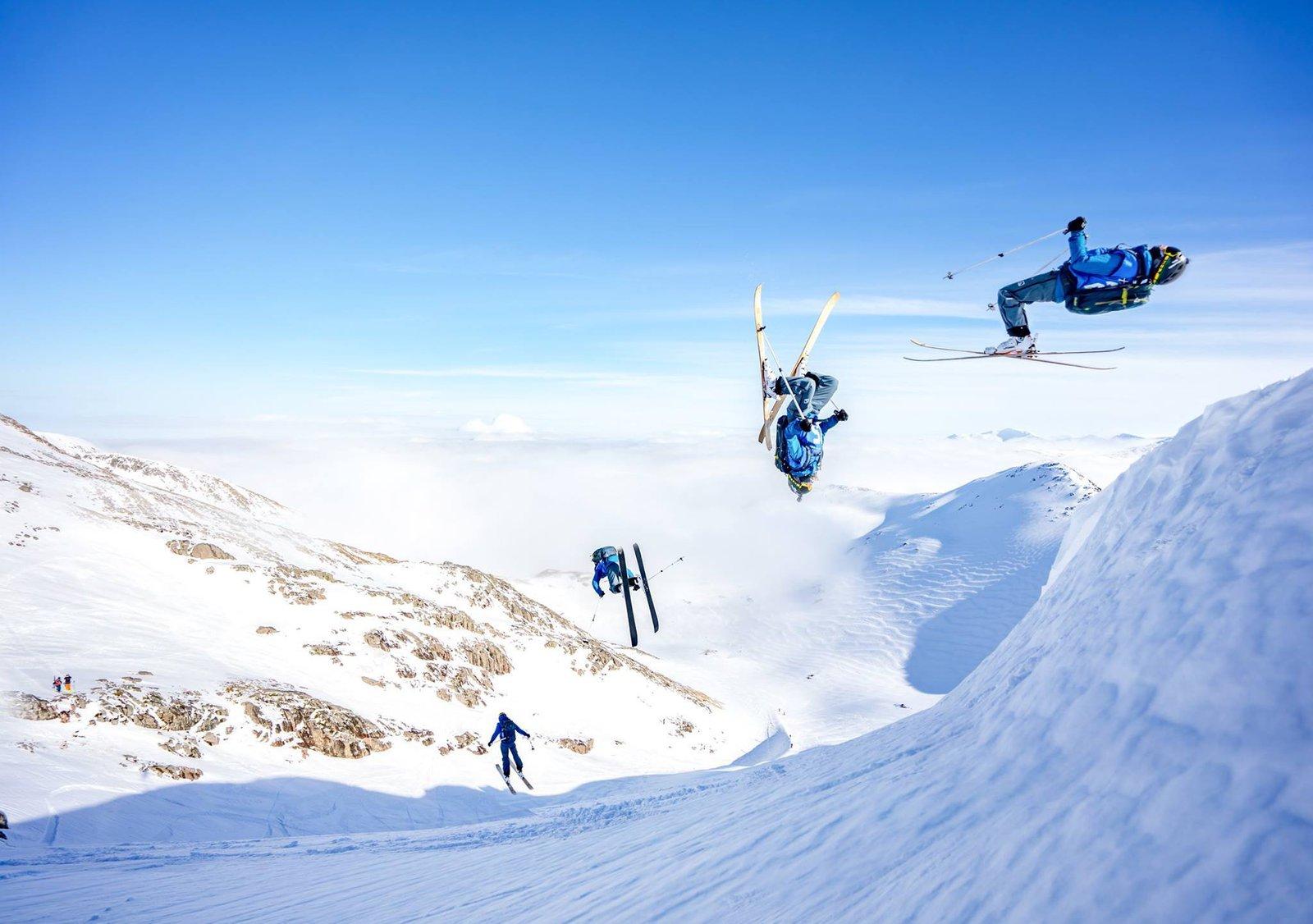 Summit Gully Sendz