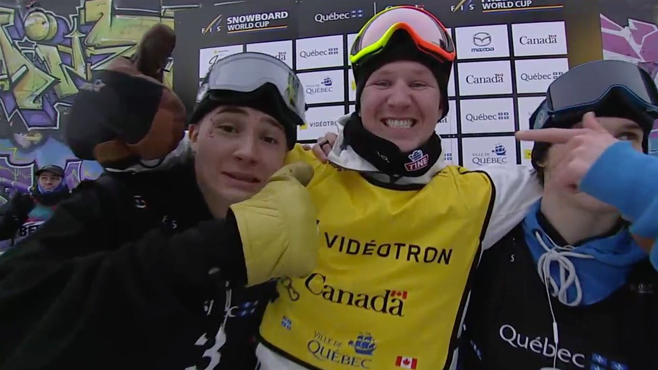 FIS World Cup Big Air Quebec: Results and Recap