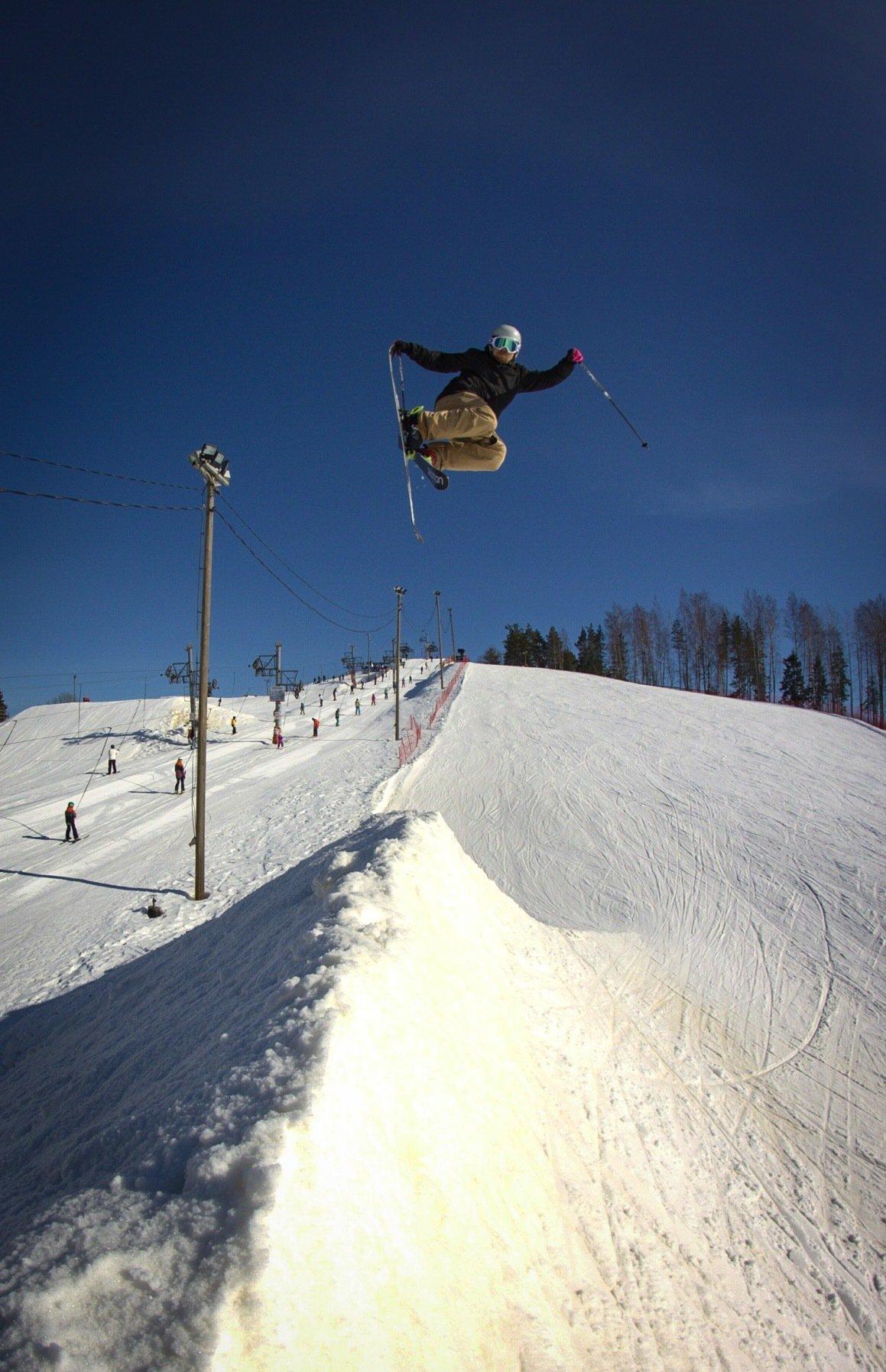 Hip jump