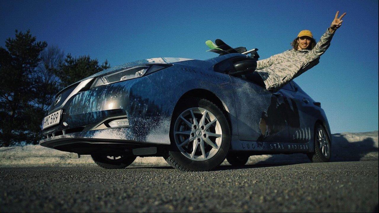 Nissan Signs LSM