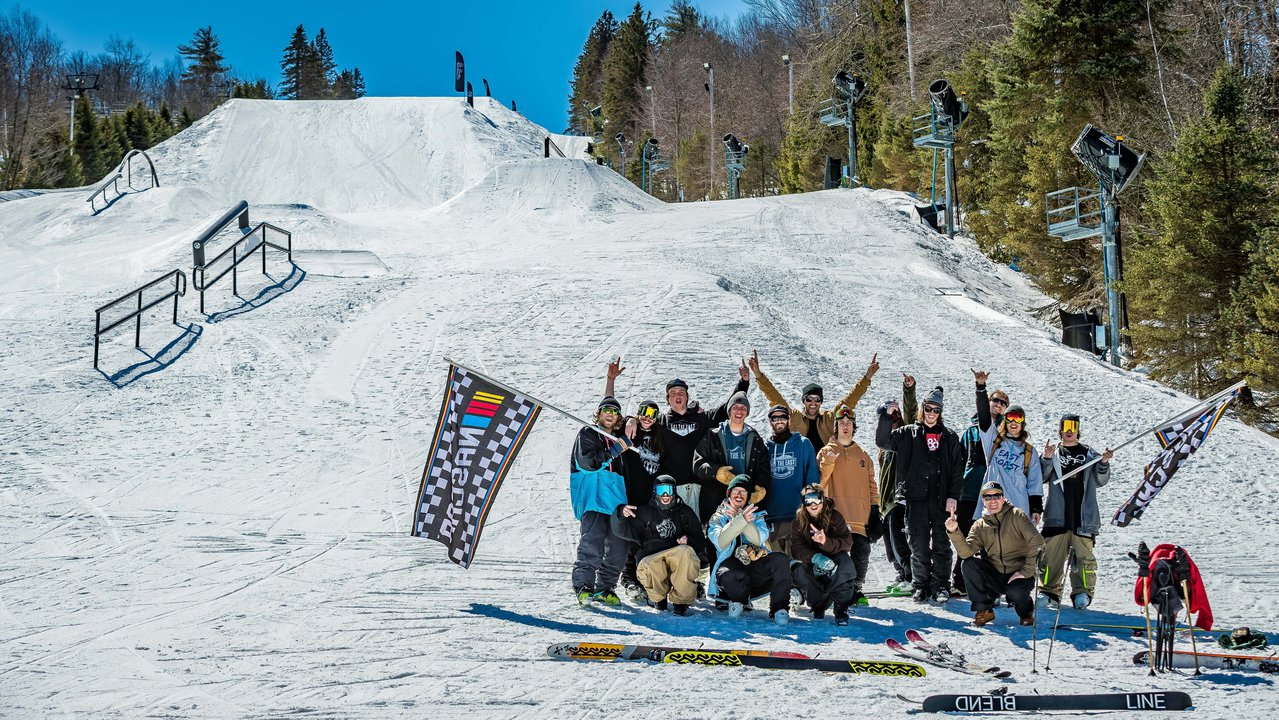 Ski The East Big Boulder Park Shoot Photo Gallery