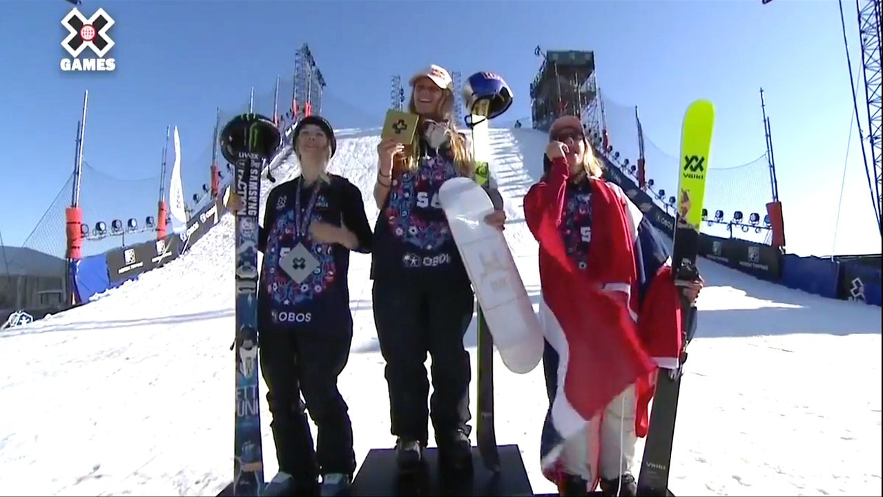 X Games Norway: Women's Big Air Results and Recap