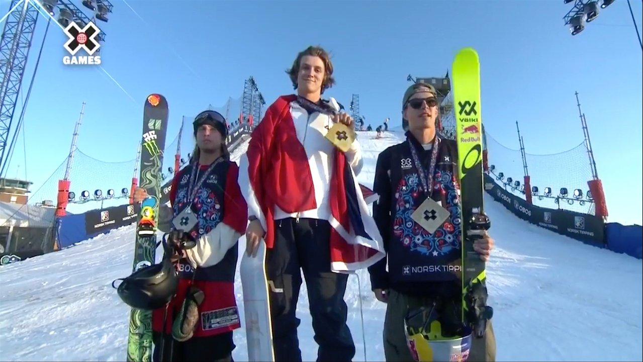 X Games Norway - Men's Big Air Final: Results and Recap
