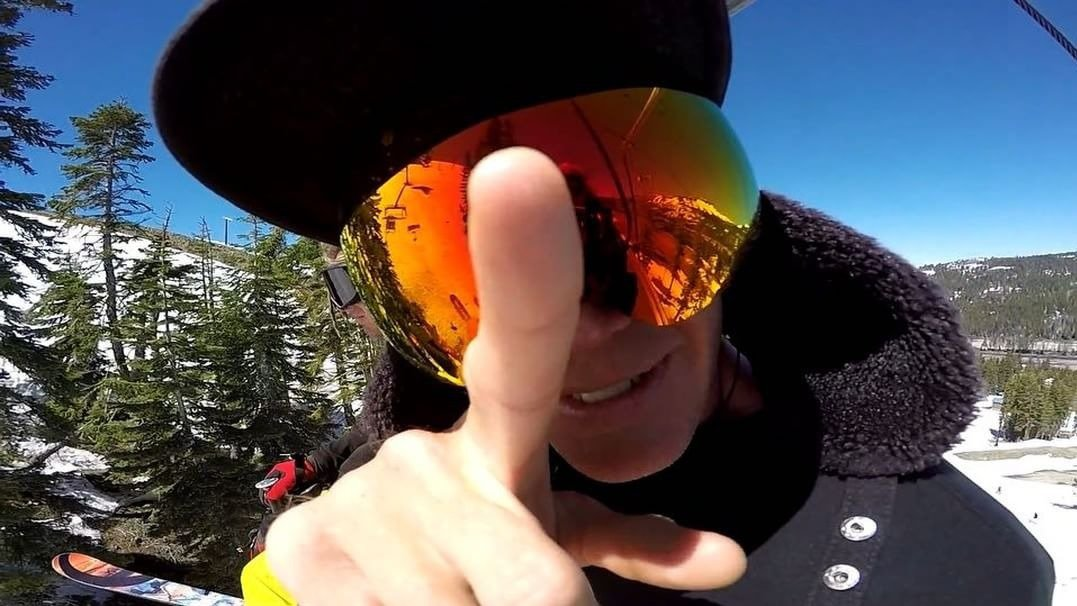Tanner Hall Has Been Killing It At Squaw This Spring But They Just Pulled His Pass!