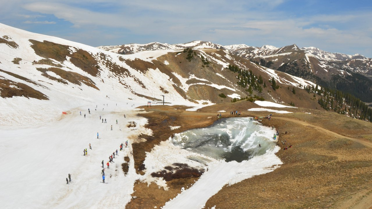 The Dog Days of Winter: Arapahoe Basin