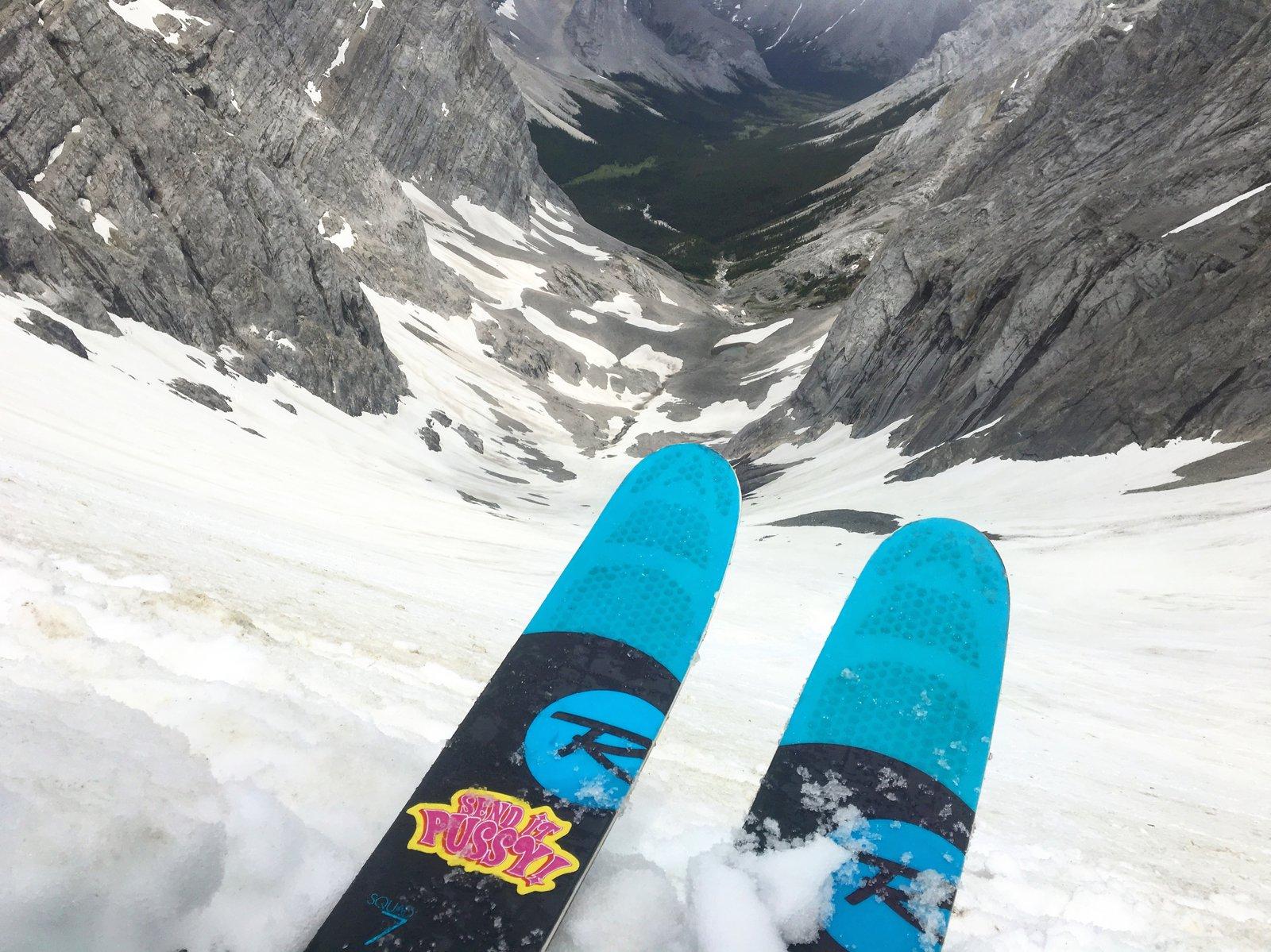 Canada Day Ski