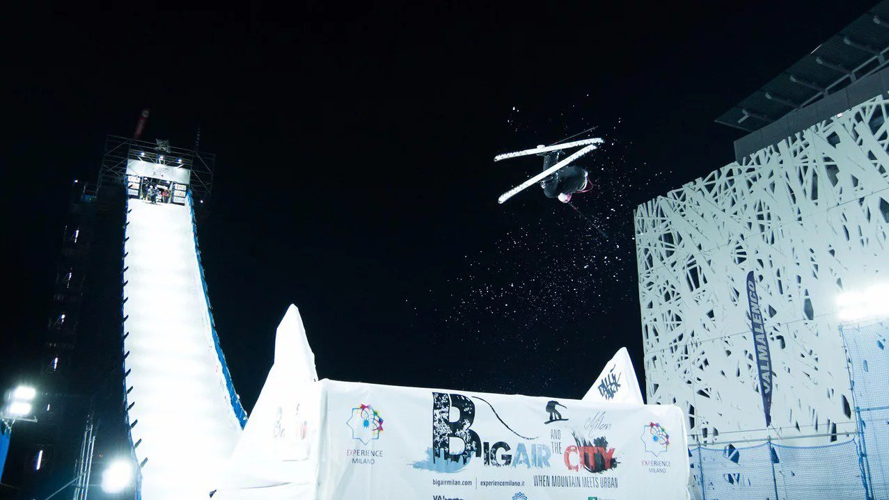 Skiing Big Air To Be Added For 2022 Beijing Winter Olympics