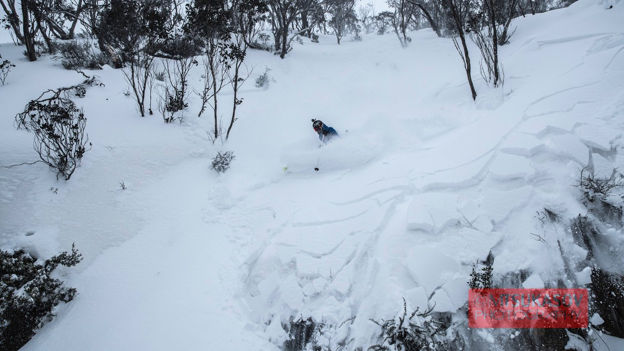 Avalanche Danger High In Australia – Multiple Reports of Skier Triggered Avalanches In Bounds